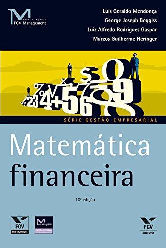 Matemática financeira (FGV Management)