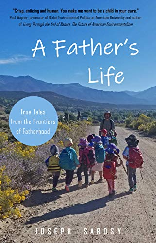 A Father's Life: True Tales from the Frontiers of Fatherhood by [Sarosy, Joseph]
