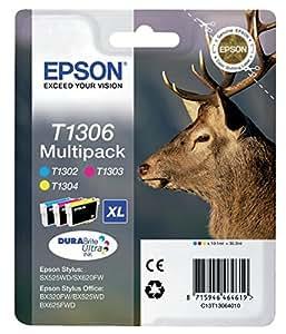 Epson cartucho inyeccion tinta tricolor blister sin alarma s