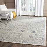 Safavieh Patina Collection PTN326G Grey Cotton Area Rug (6'7″ x 9′) Review
