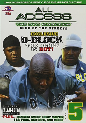 All Access:DVD Magazine Vol 5