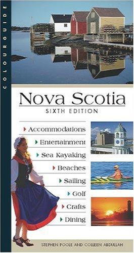 Nova Scotia (Colourguide Travel Series)