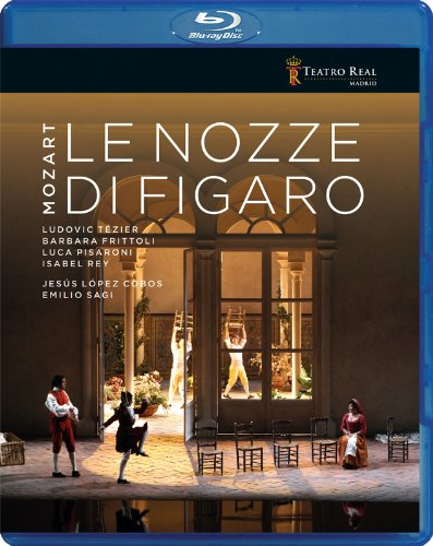 Barbara Frittoli - Marriage of Figaro (Blu-ray)