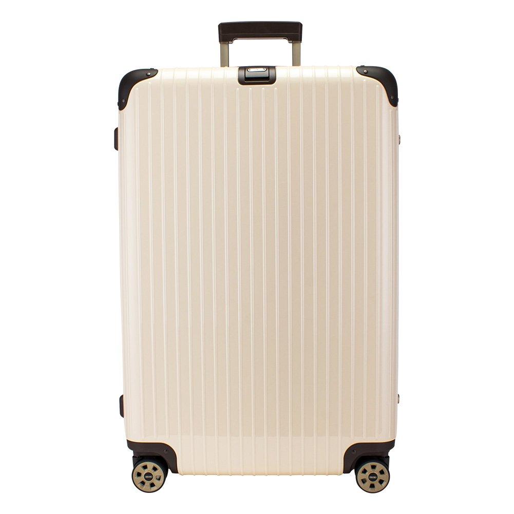 【E-Tag】 電子タグ [ リモワ ] Rimowa スーツケース 98L リンボ 4輪 882.77.13.5 マルチホイール クリームホワイト Limbo Multiwheel Creme White キャリーケース [並行輸入品] B075R64B5L
