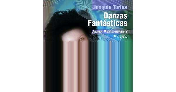 Amazon.com: Turina: Spanish Women / Fantastic Dances: Alma ...
