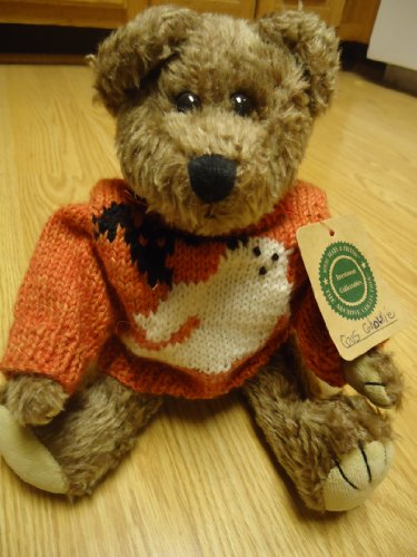 Boyds Halloween Bear - Boyds Bears Gus Ghoulie Archive Collection 12