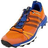 adidas outdoor Men's Terrex Agravic EQT Orange/Black/Orange 13 D US