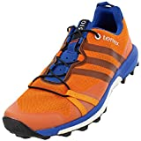 adidas Outdoor Mens Terrex Agravic EQT Orange/Black/Orange Sneaker 13...