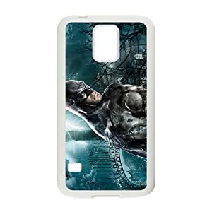 Custom Batman Desgin High Quality TPU Case Cover Unique Durable Hard Plastic Case Cover for Samsung Galaxy S5