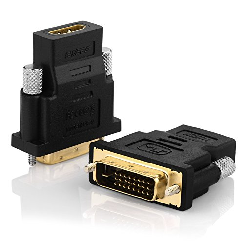 Swees Gold Plated Female Adapter Converter