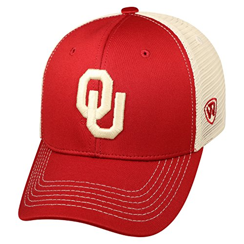 Oklahoma Sooners Hat (Oklahoma Sooners NCAA TOW