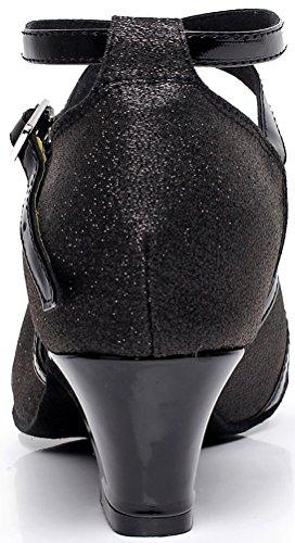CFP - Zapatillas de danza mujer negro