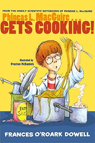 book cover of Gets Cooking!