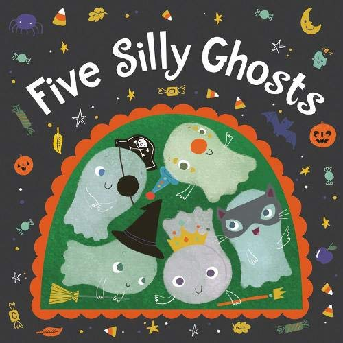 Five Silly Ghosts (board -