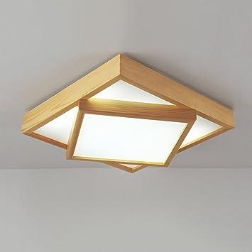 Lámpara de techo de ahorro de energía llevada creativa ...