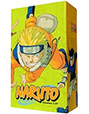 Naruto Box Set 1: Volumes 1-27 with Premium (Naruto Box Sets)