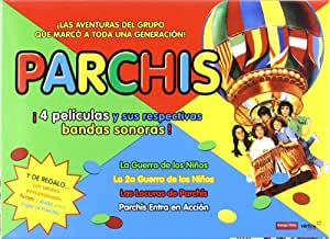 Pack Parchis [DVD]