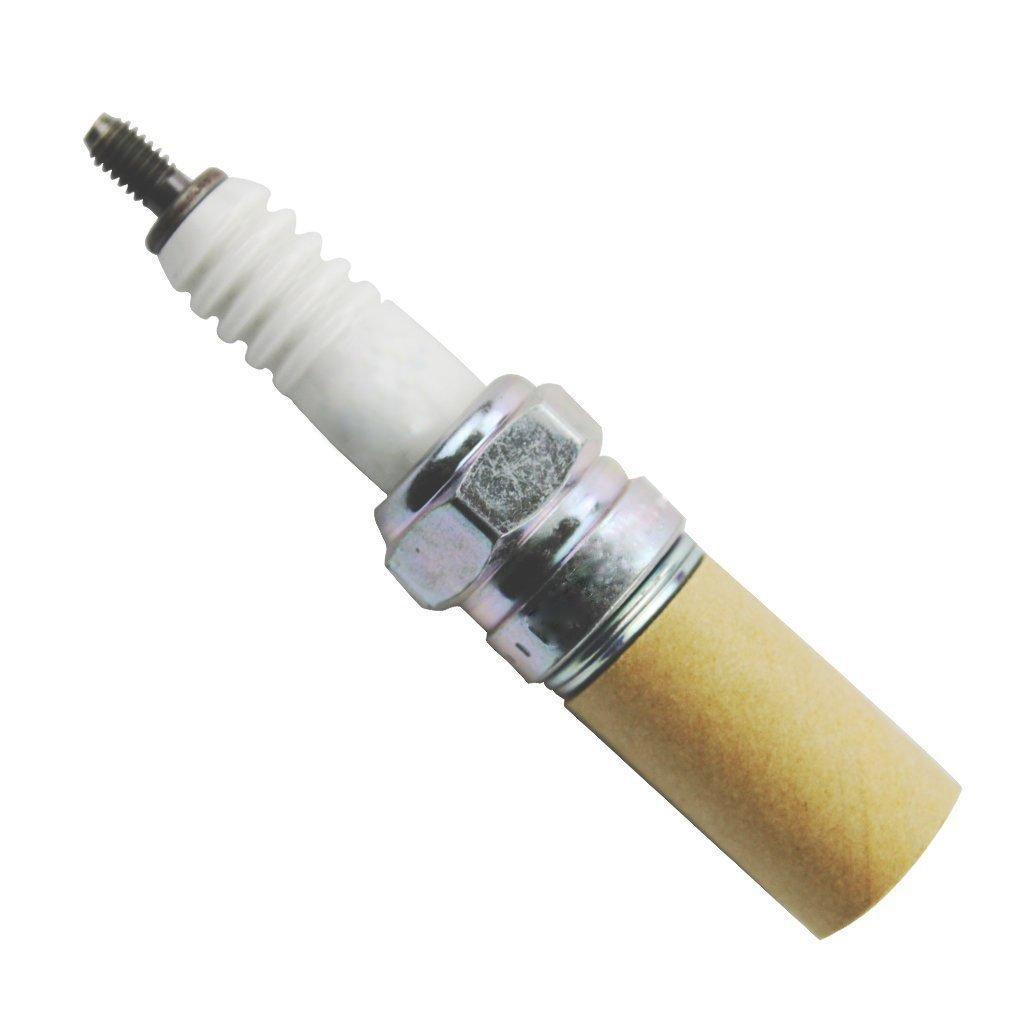 GOOFIT CR7HSA Spark Plug for 50cc 70cc 90cc 110cc GY6 50cc 60cc 80cc 125cc 150cc ATV