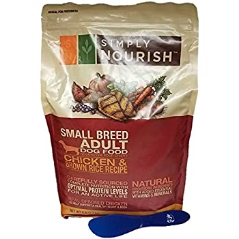 Simply Nourish Small Breed Adult Dog Food Review