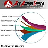 Ace Armor Shield Shatter Resistant Screen Protector for The Seiko Men's SSC081 Adventure-Solar Classic Watch with Free Lifetime Replacement Warranty