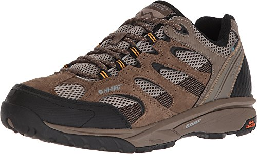 Hi-Tec Mens Trailblazer Low Waterproof, Tan, -