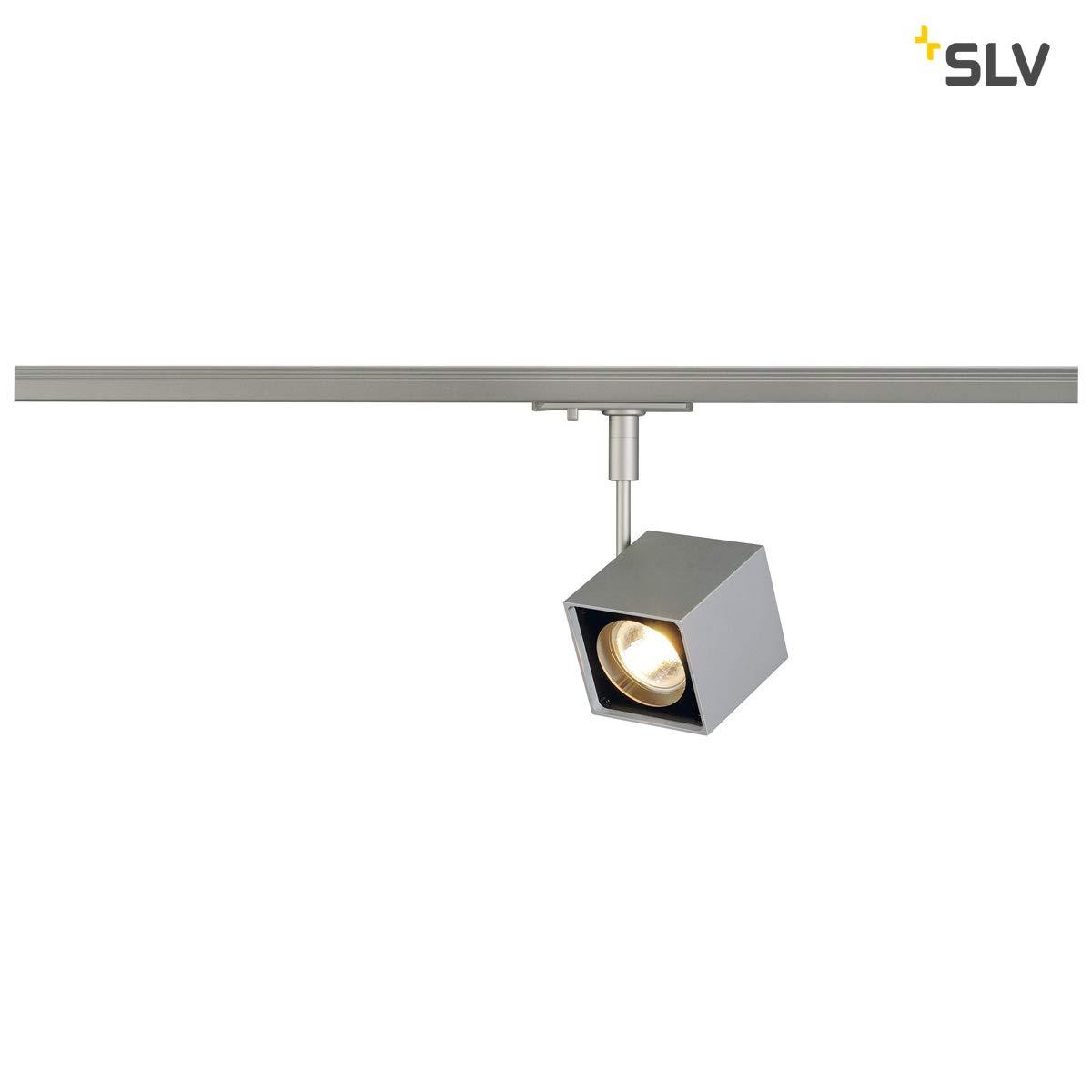 SLV ALTRA DICE Leuchte Indoor-Lampe Aluminium Silber Lampe innen, Innen-Lampe