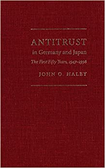 Antitrust in Germany and Japan: The First Fifty Years, 1947-1998: The First Half Century, 1947-1997 (Americana Library (AL))