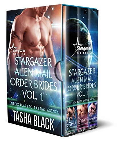 (Stargazer Alien Mail Order Brides: Collection #1 (Intergalactic Dating)