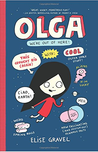 Olga: We're Out of Here! by HarperCollins (Image #3)