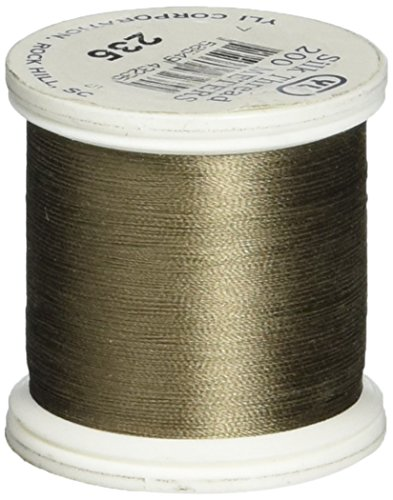(YLI 20210-235Silk Thread 100 Weight 200 Meters-)