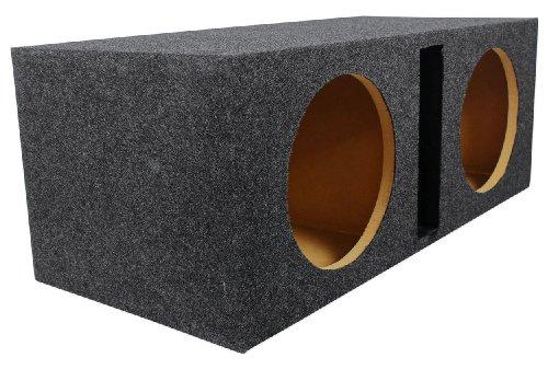 3/4 Mdf Sub Enclosure - Rockville RDV10 Dual 10 1.1 cu.ft. 3/4