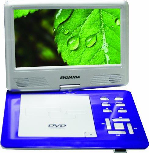 Sylvania SDVD9004 Portable Earphones Rechargeable