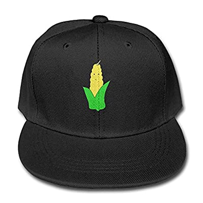 Chqeilng Oii Solid Color Baseball Caps Adjustable Trucker Hat Uni-Corn Boy-Girls