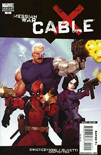 Cable (2nd Series) #14A VF/NM ; Marvel comic - Cables Elixir