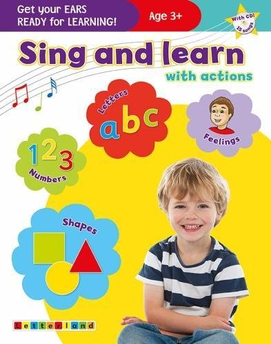 Sing and learn with actions ebook