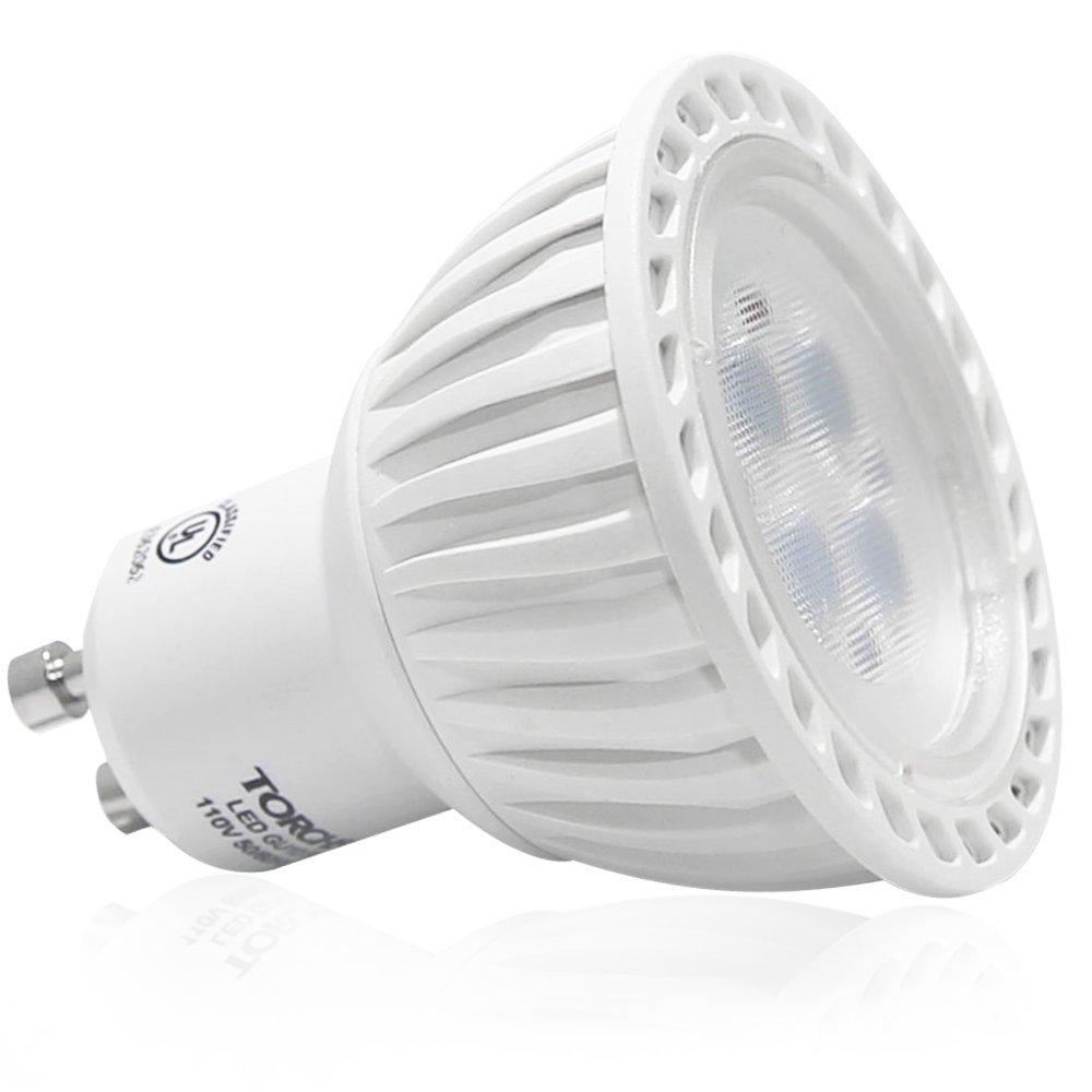 5W (50W Equivalent) GU10 LED Bulb, UL-listed 5000K Daylight LED ...