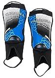 Hudora 71612Shin Guards/Heel Unisex Children, Blue, size M
