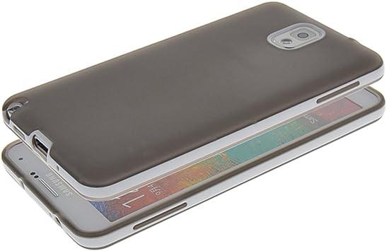 Mate flexibles NETCHER silicona con Gel cacheo para Samsung Galaxy ...