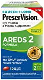 PreserVision AREDS 2 Vitamin and Mineral Supplement 120 Count Soft Gels, Health Care Stuffs