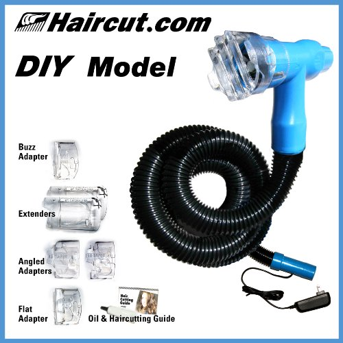 Haircut Do It Yourself Robocut Vacuum Haircutter with Buzz Adapter (Haircut Vacuum)
