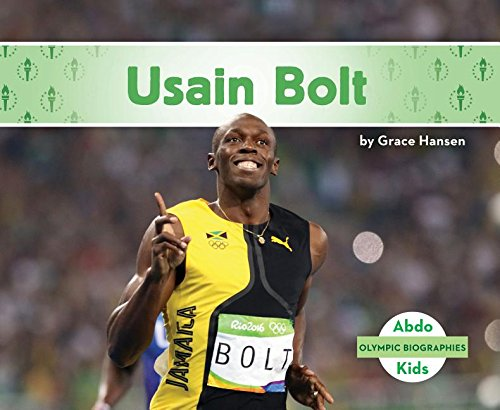 Usain Bolt (Olympic Biographies)
