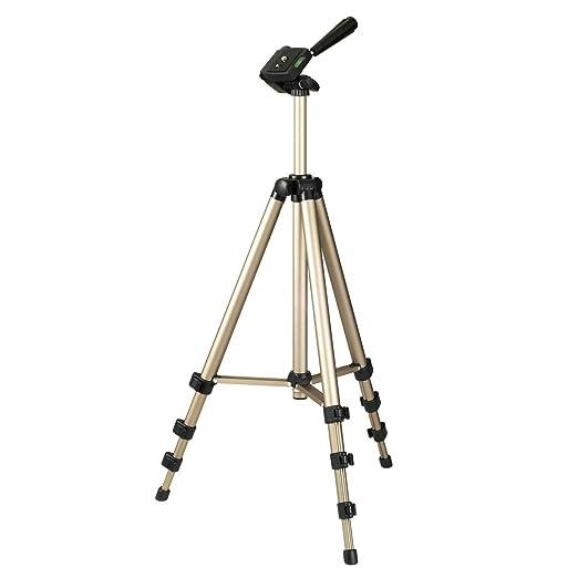 "195 opinioni per HAMA Treppiede ""Star 700 EF Digital"" con borsa (42,5- 125 cm),argento"