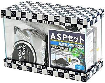 水槽セット アクアシステム ASPセット 熱帯魚用 クリスティスリム450LED Hz共用