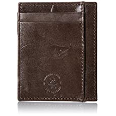 Hammer Anvil RFID Blocking Minimalist Genuine Leather Slim Front Pocket Wallet