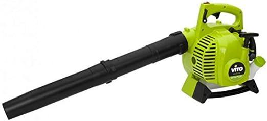 Aspirador soplador térmico mochila Vito 2T – 27.2 cm3 soplador de hojas a gasolina bolsa 50L: Amazon.es: Iluminación