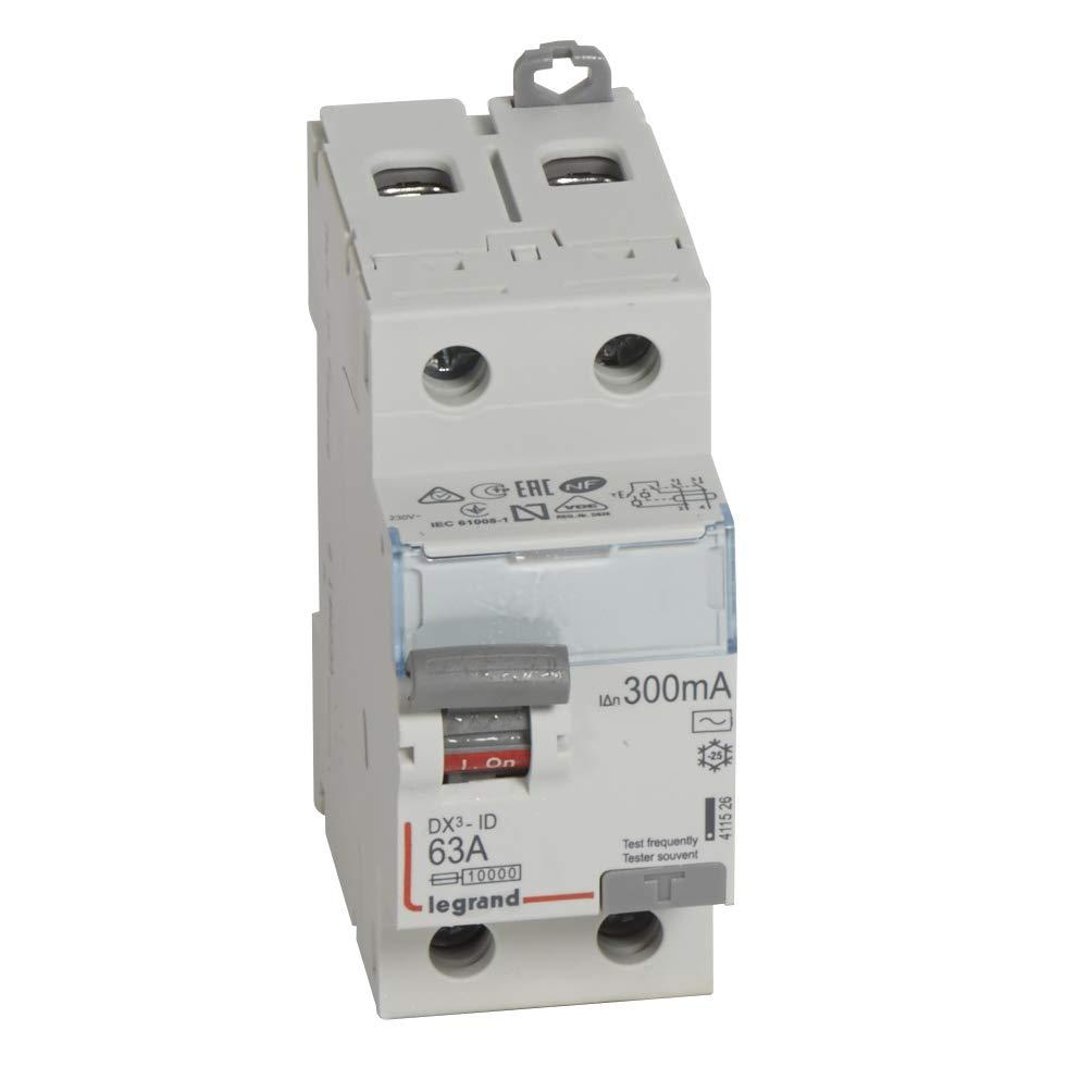 tertiaire 411526/ Legrand Magnet.//Dif /diff/érentiel DX3/2//63//300/AC