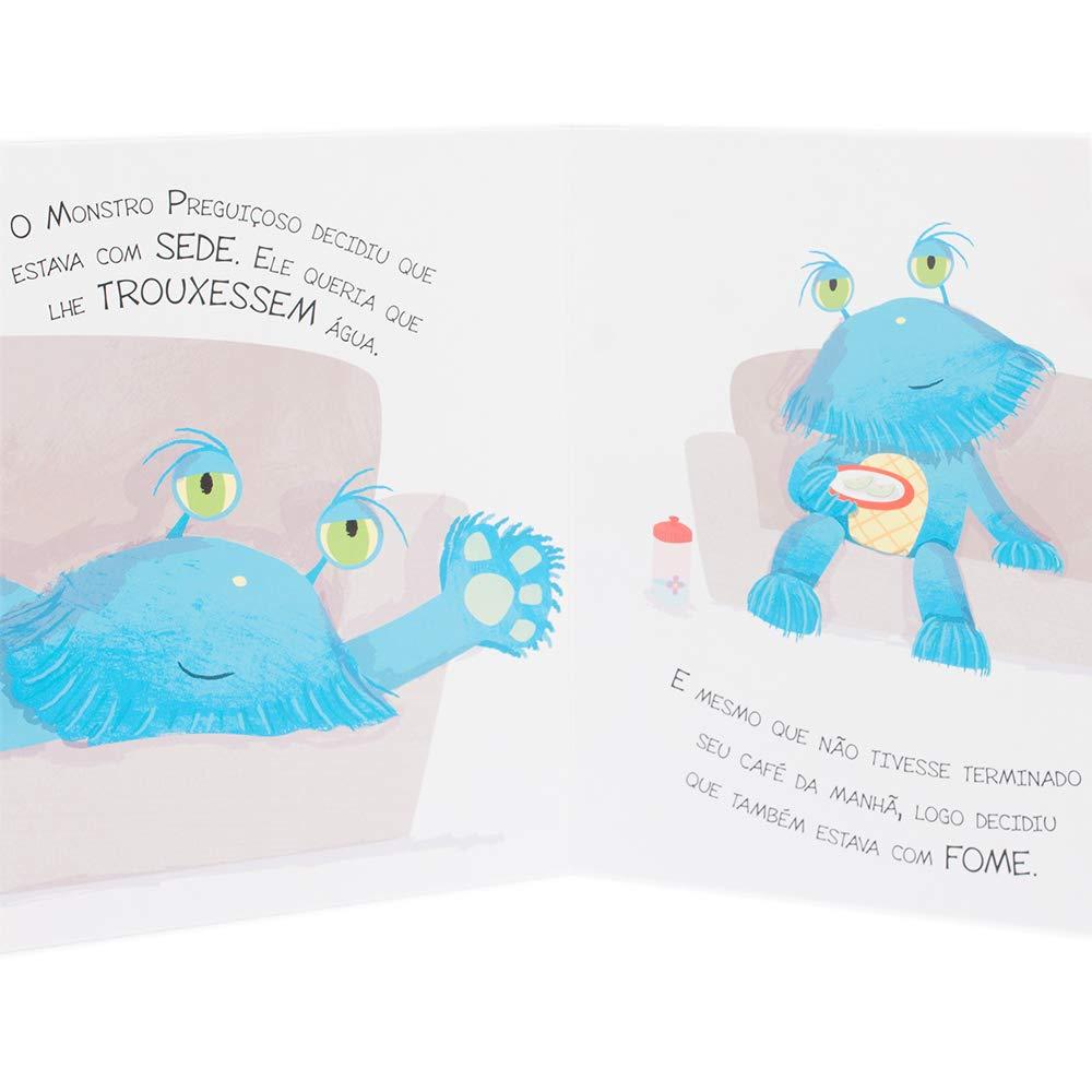 O Monstro Preguicoso (Em Portugues do Brasil): Happy Books ...