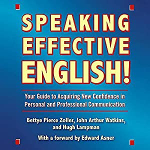 Speaking Effective English! Audiobook