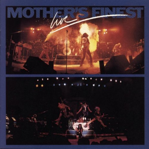 Mother'S Finest Live by Epic