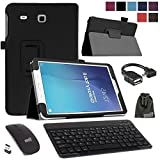 EEEKit 4in1 Office Solution Kit for Samsung Galaxy Tab E 9.6 T560 Folio